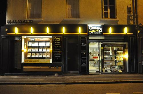l'agence CENTURY 21 AAI IMMOBILIER A LIMOGES