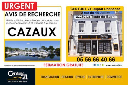 recherche maison à vendre à Cazaux 33260