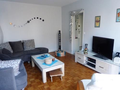 appartement type 2 à vendre quartier Doulon à Nantes par l'agence immobilière Century 21 CAI de Carquefou