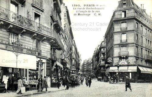 Rue de Rochechouart