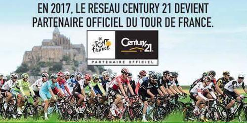 Partenariat Tour de France