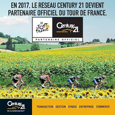 TOUR DE FRANCE CENTURY 21