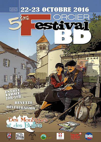 festival de la BD orcier